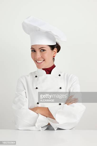 El Chef retrato