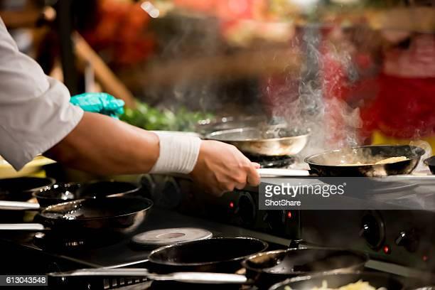 シェフの料理