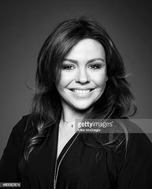 Chef Rachael Ray is photographed for Everyday With Rachael Ray Magazine on August 15 2014 in New York City