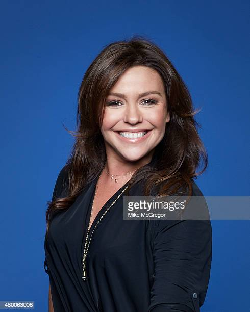 Chef Rachael Ray is photographed for Everyday With Rachael Ray Magazine on August 15, 2014 in New York City.