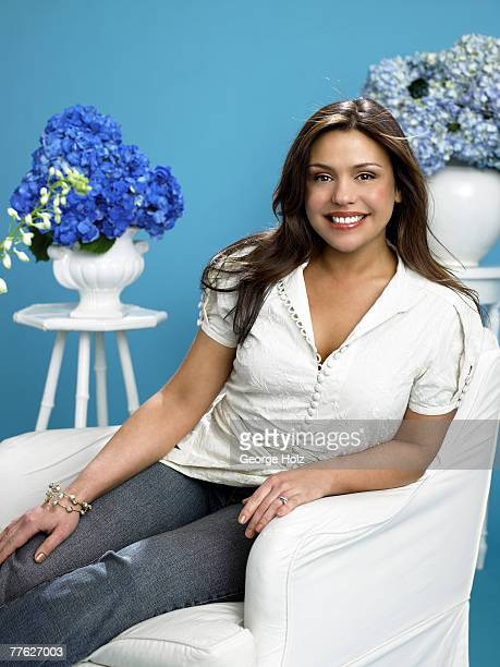 Chef Rachael Ray is photographed for Good Housekeeping Magazine on May 8 2006 at the DriveIn Studios in New York City