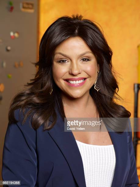 Chef Rachael Ray is photographed for USA Weekend in 2010