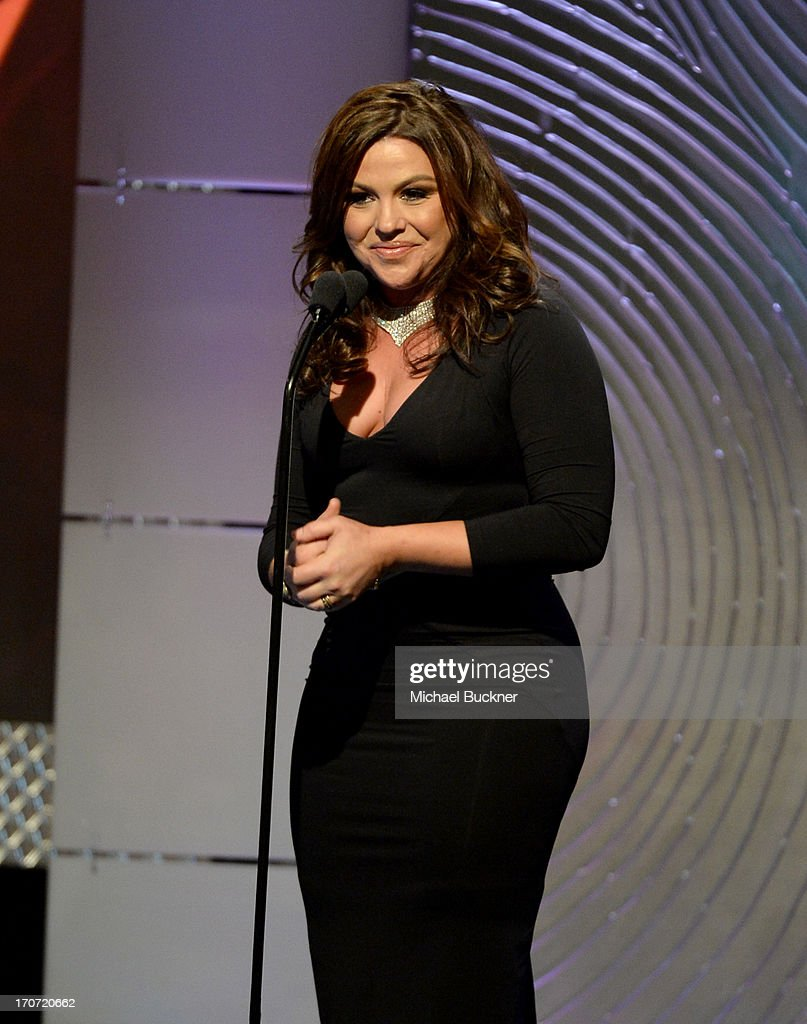 Chef Rachel Ray speaks onstage during the 40th Annual Daytime Emmy Awards at the Beverly Hilton Hotel on June 16, 2013 in Beverly Hills, California. 23774_001_2163.JPG