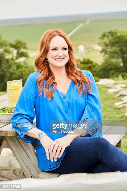 TV chef Ree Drummond is photographed for People Magazine on August 25 2017 in Oklahoma PUBLISHED IMAGE