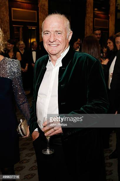 Chef Rick Stein attends a drinks reception prior to a special screening of David Attenborough's new series on the Great Barrier Reef hosted by the...