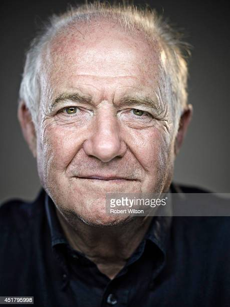 Chef Rick Stein is photographed for the Times on October 29 2013 in London England