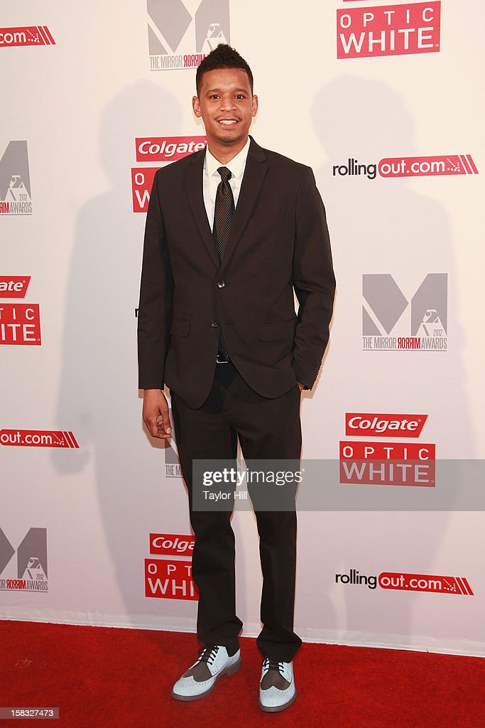 Chef Roble Ali attends the 2012 Mirror Mirror Awards at The Union Square Ballroom on December 12, 2012 in New York City.