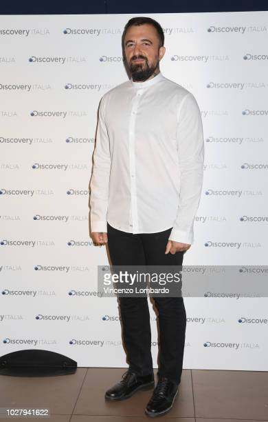 Chef Rubio attends Discovery 2019 Schedule Presentation on September 6 2018 in Milan Italy