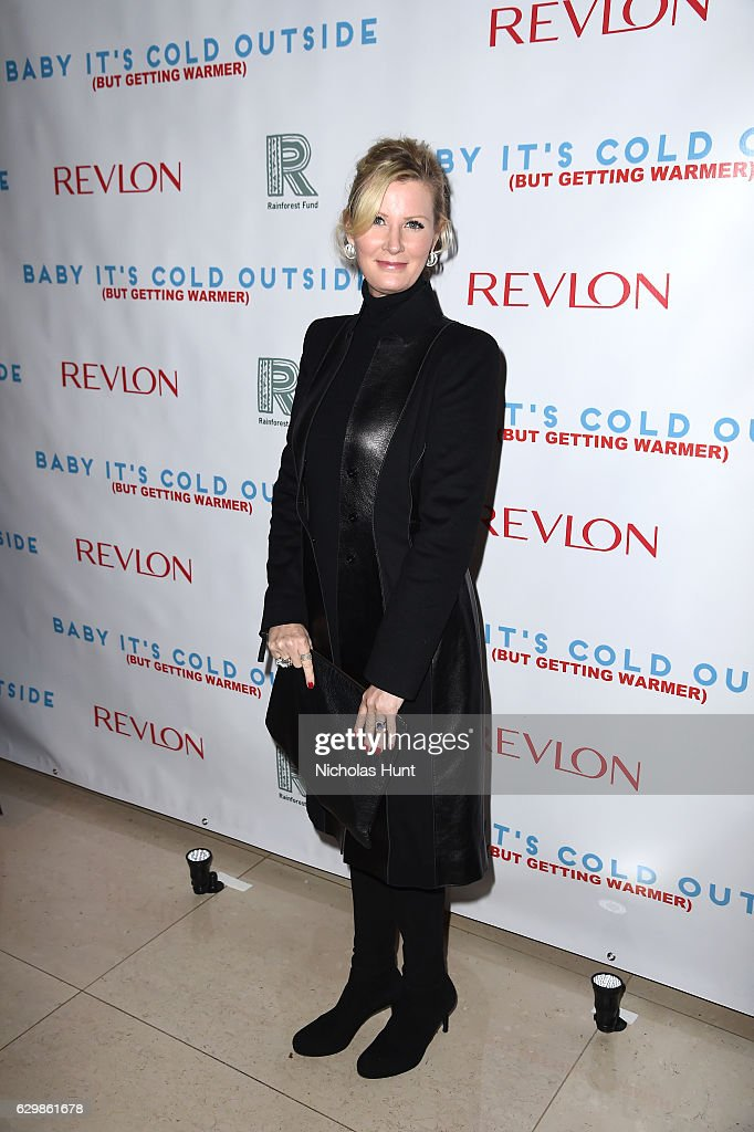 Chef Sandra Lee attends 'Baby It's Cold Outside' - The 2016 Revlon Holiday Concert for The Rainforest Fund Gala at JW Marriott Essex House on December 14, 2016 in New York City.
