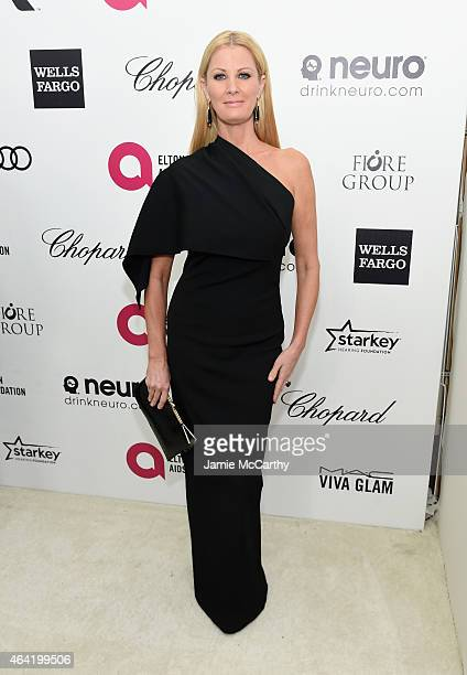 Chef Sandra Lee attends the 23rd Annual Elton John AIDS Foundation Academy Awards Viewing Party on February 22 2015 in Los Angeles California