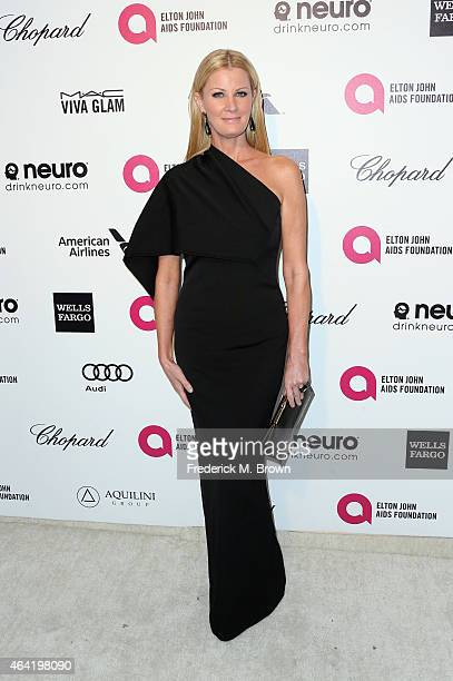 Chef Sandra Lee attends the 23rd Annual Elton John AIDS Foundation's Oscar Viewing Party on February 22 2015 in West Hollywood California