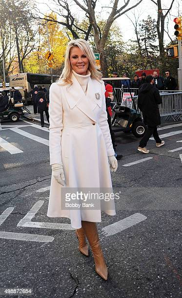 Chef Sandra Lee attends the 89th Annual Macy's Thanksgiving Day Parade on November 26 2015 in New York City