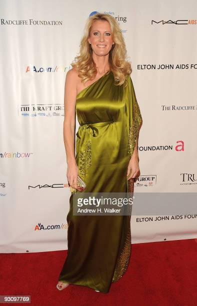 Chef Sandra Lee attends the 8th Annual Elton John AIDS Foundation�s 'An Enduring Vision' benefit at Cipriani Wall Street on November 16 2009 in New...