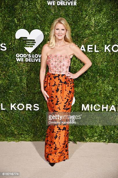 Chef Sandra Lee attends the God's Love We Deliver Golden Heart Awards on October 17 2016 in New York City