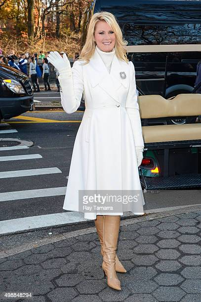 Chef Sandra Lee attends the on 89th Annual Macy's Thanksgiving Day Parade on November 26 2015 in New York City