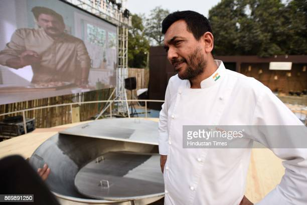 Chef Sanjeev Kapoor will cook 800 kgs of Brand India Khichdi during the threeday World Food India 2017 the biggest congregation of global investors...