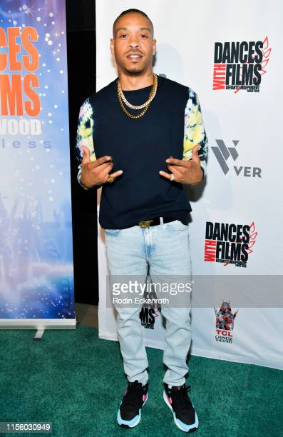 Chef Sean attends the premiere of Porter Pictures' I Wrote This For You at the Dances with Films Festival at TCL Chinese Theatre on June 14 2019 in...