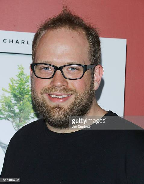 Chef Shane Lyons attends the 'Time To Choose' New York screening at Landmark's Sunshine Cinema on June 1 2016 in New York City