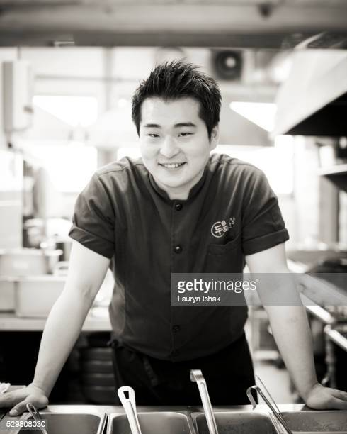 Chef Songmo Lee