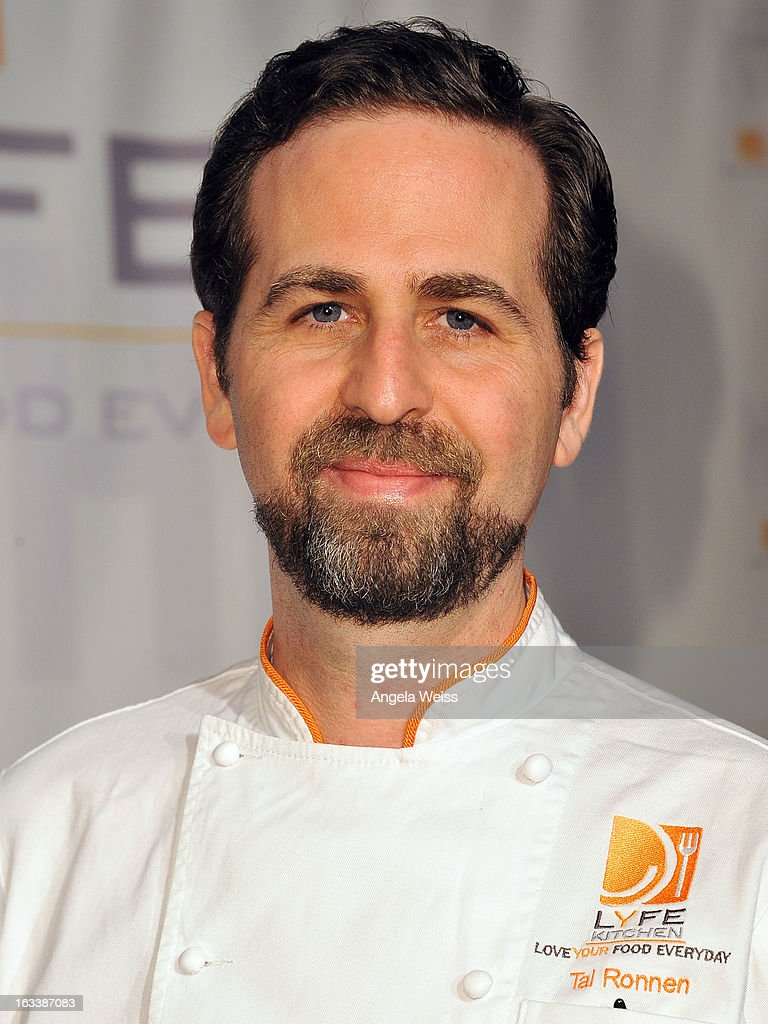Chef Tal Ronnen Attends The Grand Opening Of LYFE Kitchen Restaurant On  March 8, 2013