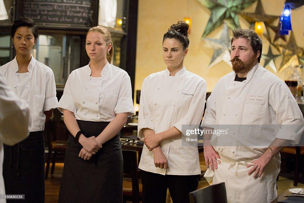 Schön TOP Chef    U0027The Ultimate Chef Testu0027 Episode 1001    Pictured: