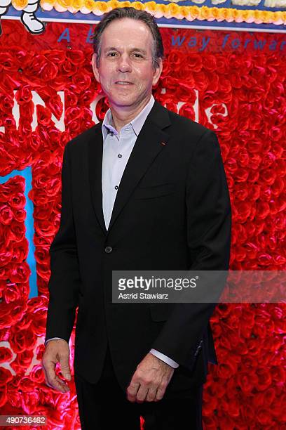 Chef Thomas Keller attends the Michelin celebration of the 2016 Michelin Star Chef and restaurant recipients from New York City at Classic Car Club...