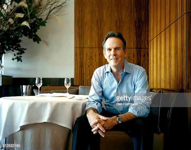 Chef Thomas Keller is photographed for Vanity Fair Magazine on September 11 2009 in New York City