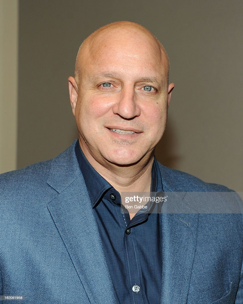 Chef Tom Colicchio attends Apple Store Soho Presents: Meet The Filmmakers - 'A Place At The Table' at Apple Store Soho on February 18, 2013 in New York City.