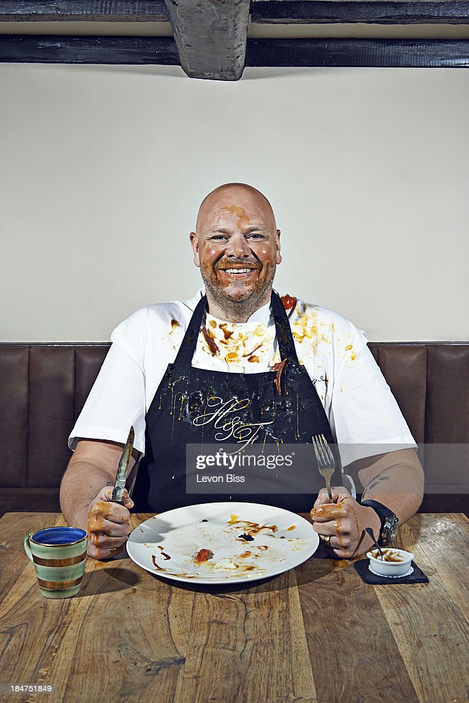 Tom Kerridge, Observer UK, July 21, 2013