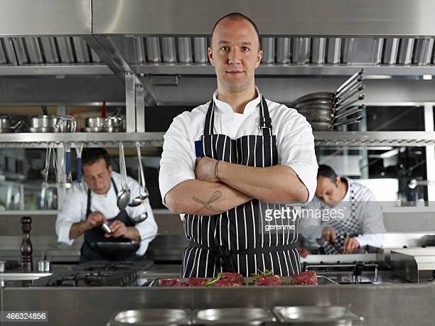 Chef trio