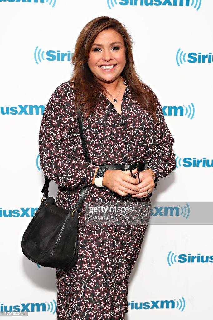 Celebrities Visit SiriusXM - October 10, 2018 : News Photo