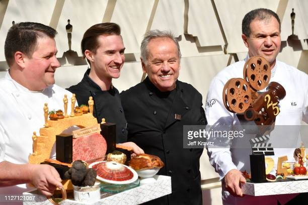Chef Wolfgang Puck attends the 91st Annual Academy Awards at Hollywood and Highland on February 24 2019 in Hollywood California