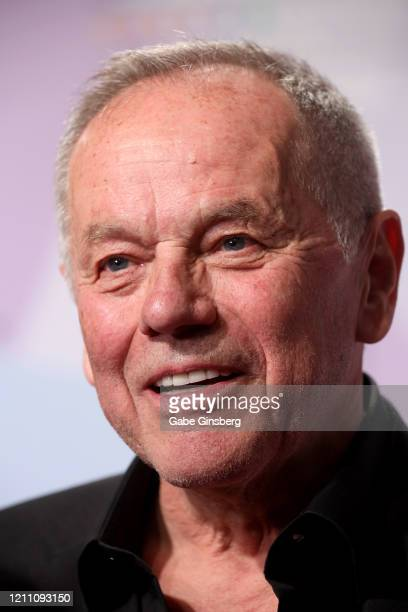 Chef Wolfgang Puck is interviewed during the 24th annual Keep Memory Alive Power of Love Gala benefit for the Cleveland Clinic Lou Ruvo Center for...