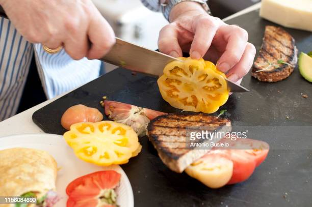 chef working - image technique stock pictures, royalty-free photos & images