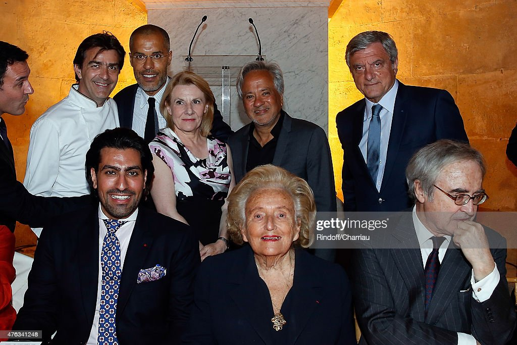 Anish Kapoor's Exhibition At The Palace Of Versailles : Gala Dinner : Photo d'actualité