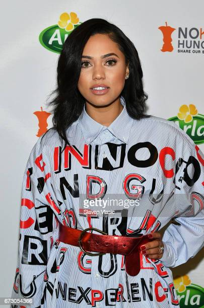Chef/author/TV personality Ayesha Curry attends New York Premiere of the documentary 'The Live Unprocessed Project' hosted by Arla Foods and No Kid...