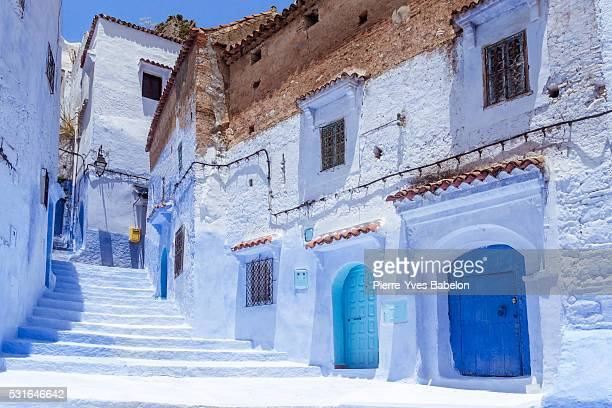 chefchaouen, morocco - tetouan stock photos and pictures