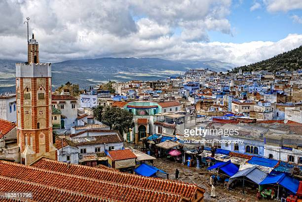 Chefchaouen panoramica