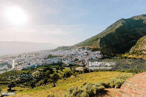chefchaouen - christine wehrmeier stock pictures, royalty-free photos & images