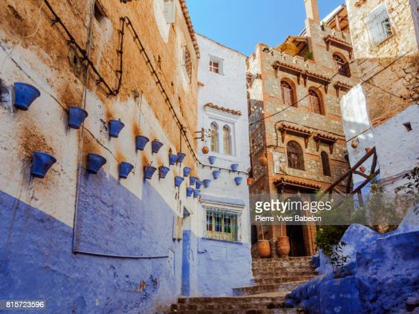 chefchaouen - morocco stock pictures, royalty-free photos & images