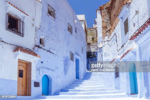 chefchaouen - tetouan stock photos and pictures