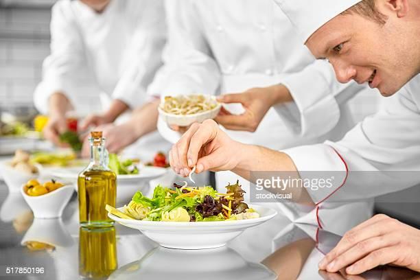 Chefs Preparamos ensaladas