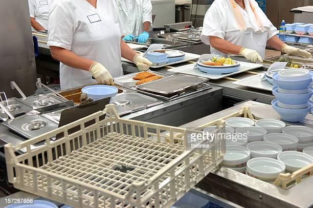 Cocina comercial