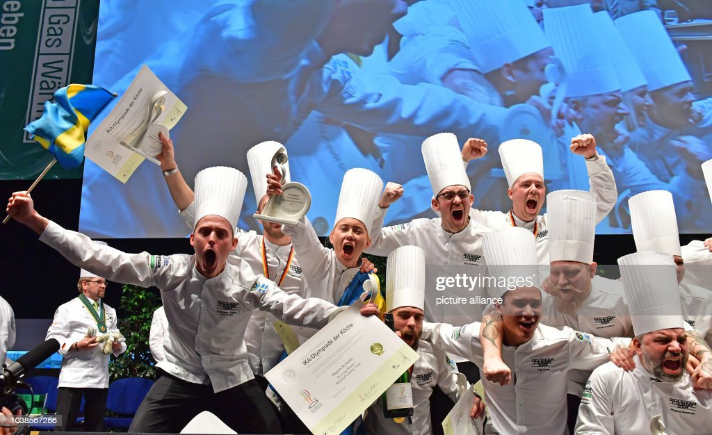 International Culinary Olympics Award Ceremony Pictures Getty Images