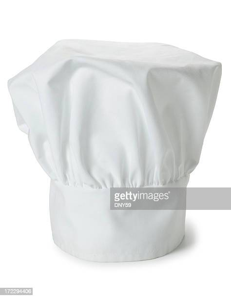 Chef's Hat Isolated on White Background