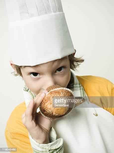 Chef's Muffin