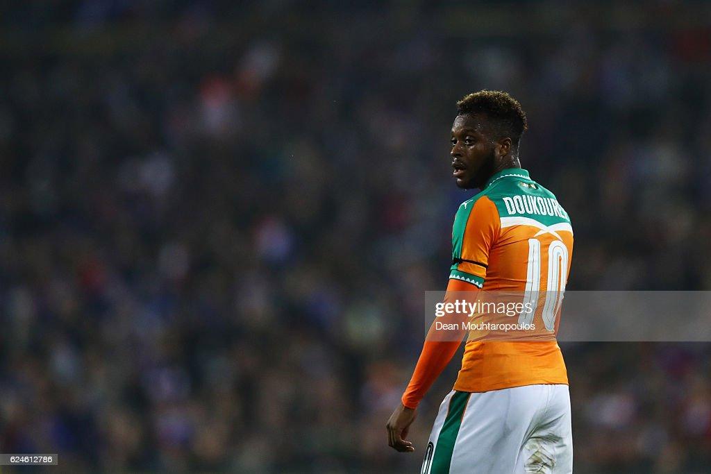 France v Ivory Coast - International Friendly