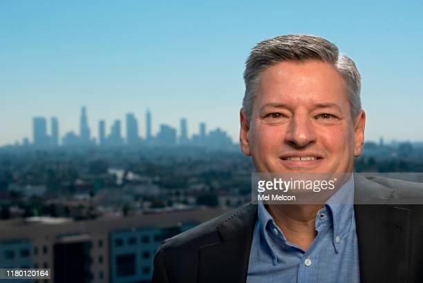 CA: Ted Sarandos, Los Angeles Times, October 13, 2019