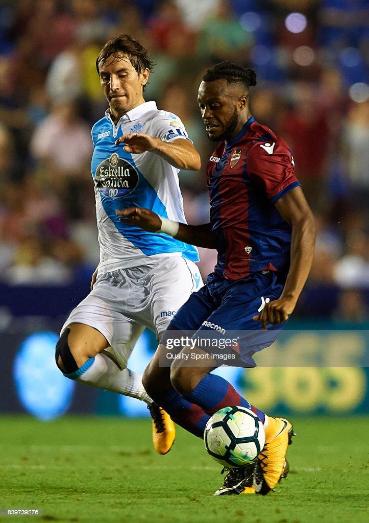 Levante v Deportivo La Coruna - La Liga