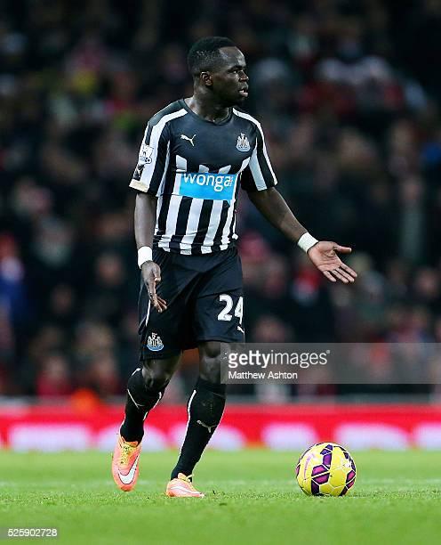 Cheik Ismael Tiote of Newcastle United